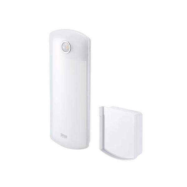LEDセンサーライト 人感センサー 懐中電灯 停電時自動点灯 コンセント USB-LED01 サンワサプライ