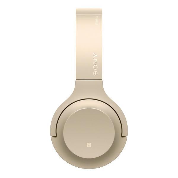 ソニー SONY ワイヤレスヘッドホン h.ear on 2 Mini Wireless WH-H800 : Bluetooth/ハイレゾ対応 最大24時間連続再生 密閉型オンイヤー マイク付き 2017年モデル|esushoppu|03