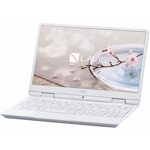 NEC PC-NM350GAW ノートパソコン LAVIE Note Mobile パールホワイト [11.6型 /intel Core m3 /SSD:128GB /メモリ:4GB /2017年3月モデル]の画像