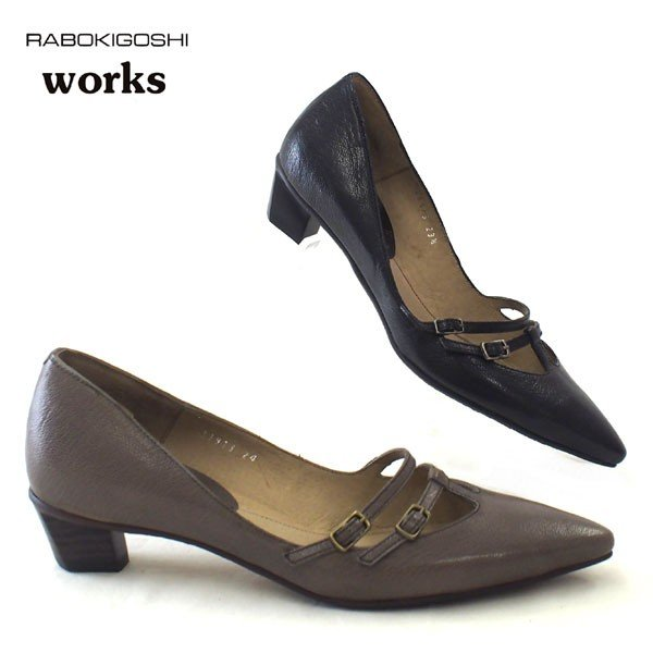 works ワークス パンプス  11913