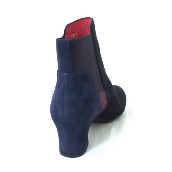 パドルージュ Pas de Rouge ショートブーツ made in italy イタリア インポート 1925