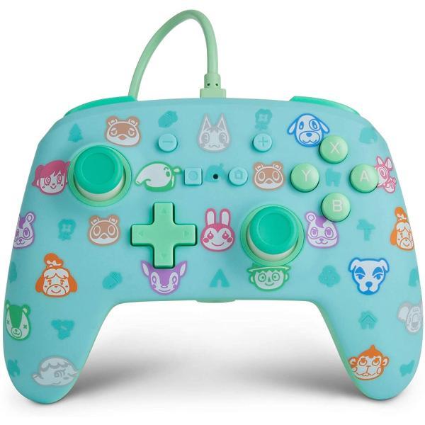 NintendoSwitchニンテンドースイッチコントローラーどうぶつの森背面ボタン付き海外