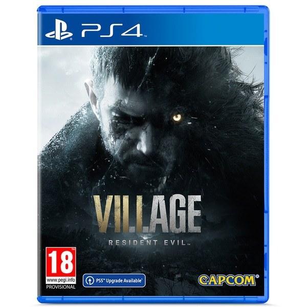 新品・在庫あり ResidentEvilVillageバイオハザードヴィレッジPS4輸入版