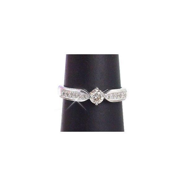 ダイヤモンド リング 指輪 マリッジ リング ダイヤモンド 0.30ct k18ゴールド 18金 レディース ジュエリー アクセサリー ホワイトデー お返し プレゼント