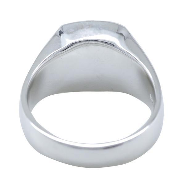 メンズリング 印台リング シルバー シルバー925 sv925 リング 指輪 メンズ アクセサリー レディース アクセサリー|eternally|03
