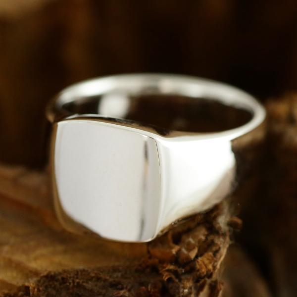 メンズリング 印台リング シルバー シルバー925 sv925 リング 指輪 メンズ アクセサリー レディース アクセサリー|eternally|06