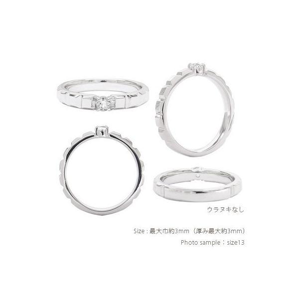 ピンキーリング ダイヤモンド リング 一粒 0.10ct 18金 k18ゴールド 指輪 レディース ジュエリー アクセサリー ホワイトデー お返し プレゼント