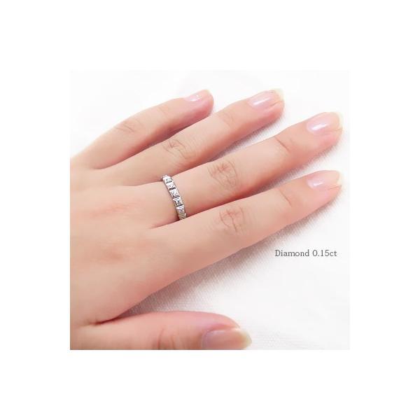 ハーフエタニティリング カラーストーンリング 18金 k18ゴールド 誕生石 指輪 レディース ジュエリー アクセサリー|eternally|04