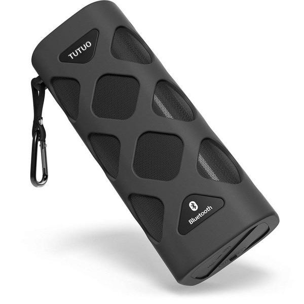 TANGZ Bluetooth 4.0 スピーカー ブルートゥース スピーカー ワイヤレス ポータブル NFCクイック接続 Bluetoot
