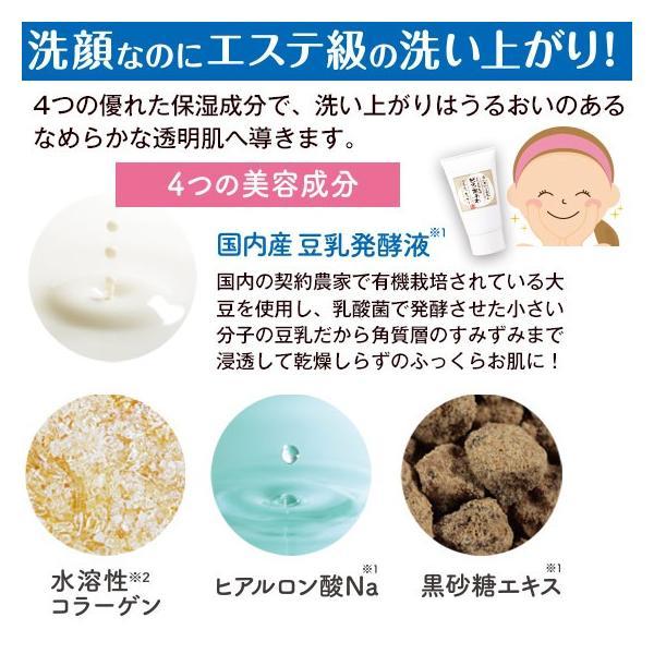 【どろあわわ】限定チューブタイプ!どろ豆乳石鹸<110g>|eterno-beauty|07