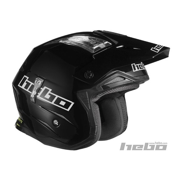 HC1020 ZONE4 HEBO エボ トライアルヘルメット MFJ公認|ethosdesign