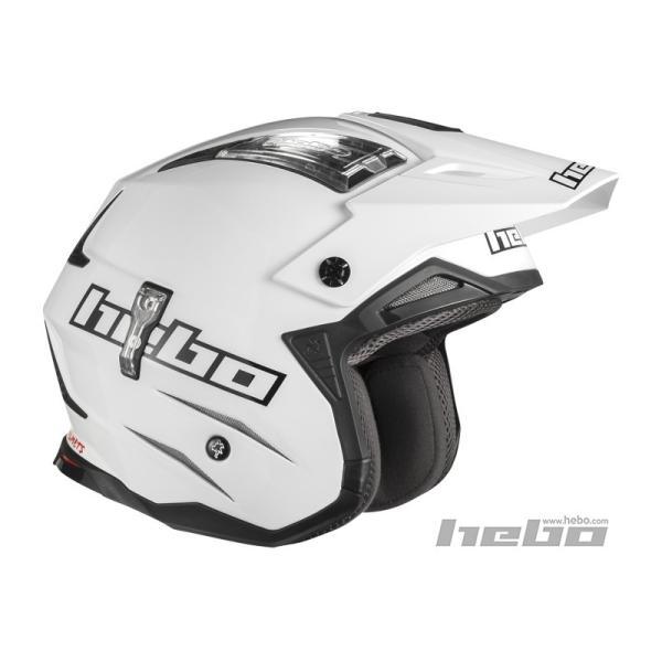 HC1020 ZONE4 HEBO エボ トライアルヘルメット MFJ公認|ethosdesign|02