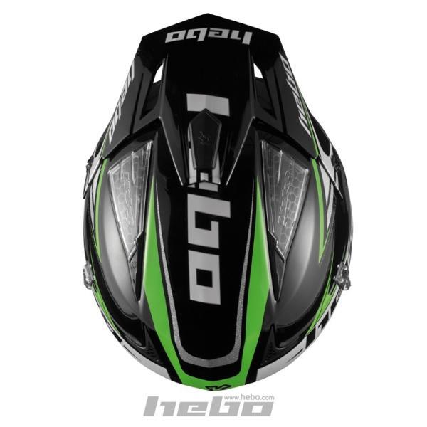HC1024 ZONE4 エクストリーム2 HEBO エボ トライアルヘルメット MFJ公認|ethosdesign|02