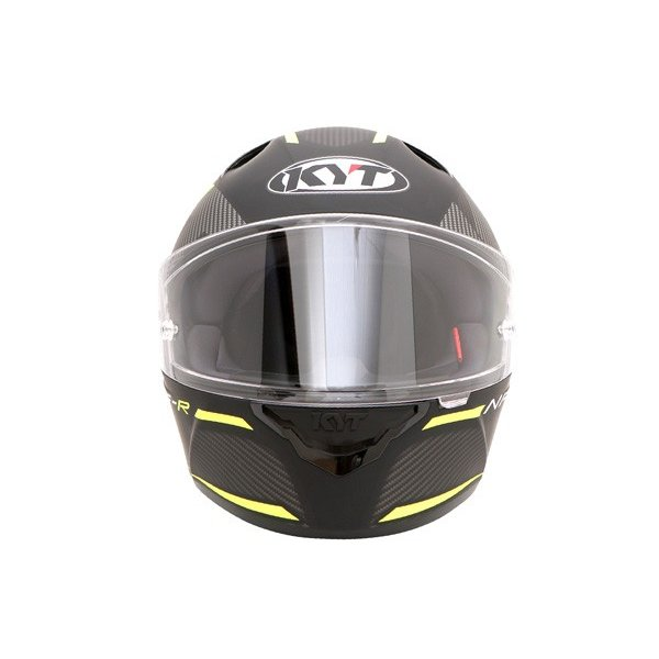 KYT NF-R LOGOS MATTYELLOW ロゴ・マットイエロー|ethosdesign|08