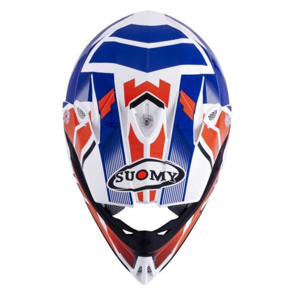 SMJ0032 SUOMY MR.JUMP SPECIAL スペシャル WRB ヘルメット SGマーク 公道走行 MFJ公認レースOK モトクロス エンデューロ オフロード|ethosdesign|03