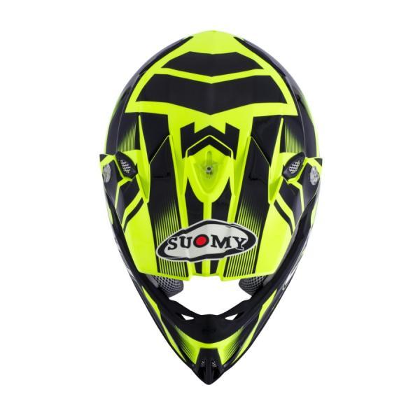 SMJ0033 SUOMY MR.JUMP SPECIAL スペシャル YFB ヘルメット SGマーク 公道走行 MFJ公認レースOK モトクロス エンデューロ オフロード|ethosdesign|02