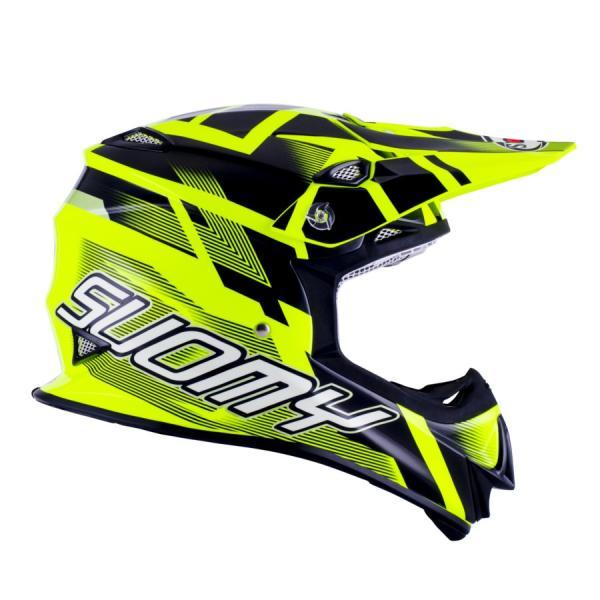 SMJ0033 SUOMY MR.JUMP SPECIAL スペシャル YFB ヘルメット SGマーク 公道走行 MFJ公認レースOK モトクロス エンデューロ オフロード|ethosdesign|06