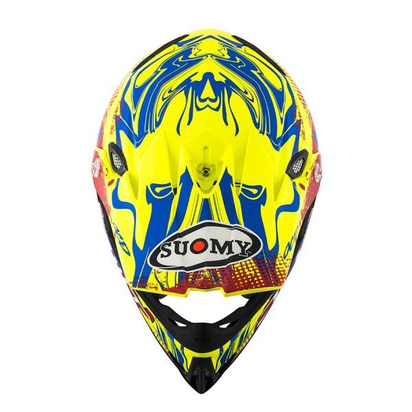 SMJ0036 SUOMY MR.JUMP GRAFFITI RY グラフィティRY ヘルメット SGマーク 公道走行 MFJ公認レースOK モトクロス エンデューロ オフロード|ethosdesign|02