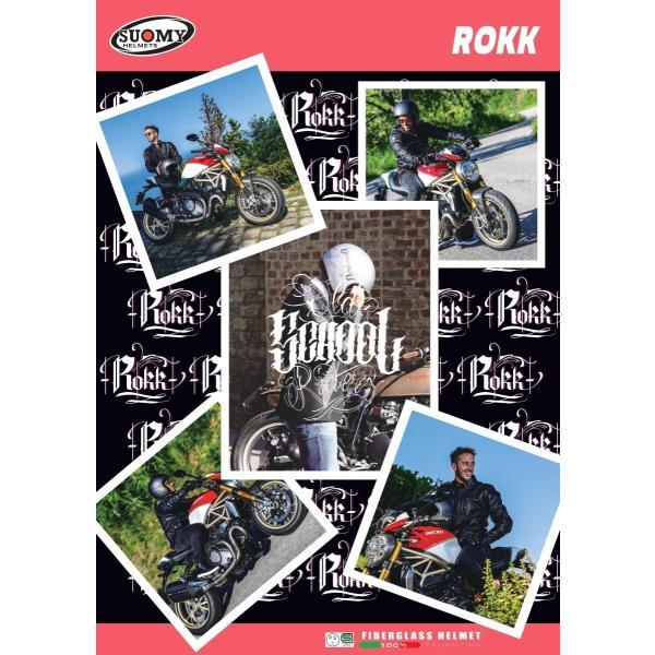 セール SRK0001 SUOMY ROKK OLDSCHOOL SL ロック オールドスクールSL ヘルメット SGマーク 公道走行OK Dリング仕様|ethosdesign|04
