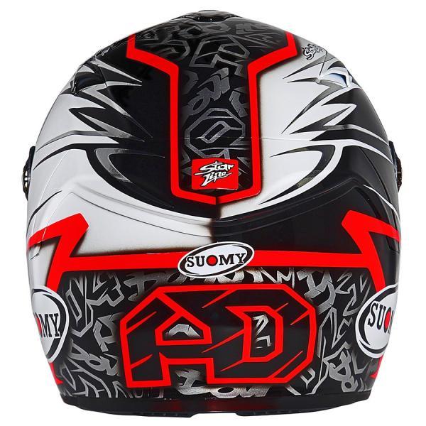 SSR0018 SUOMY SR-SPORT DOVIZIOSO ドヴィジオーゾNB ヘルメット SGマーク 公道走行OK|ethosdesign|03