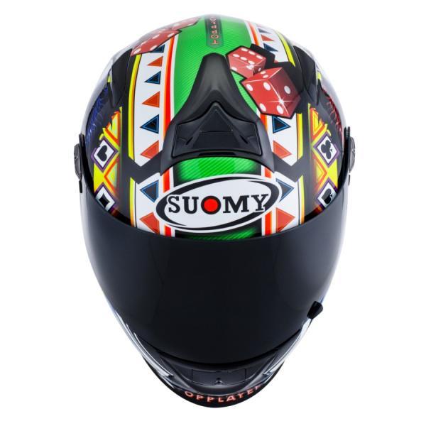 SSR0021 SUOMY SR-SPORT GAMBLE ギャンブル ヘルメット SGマーク 公道走行OK|ethosdesign|03