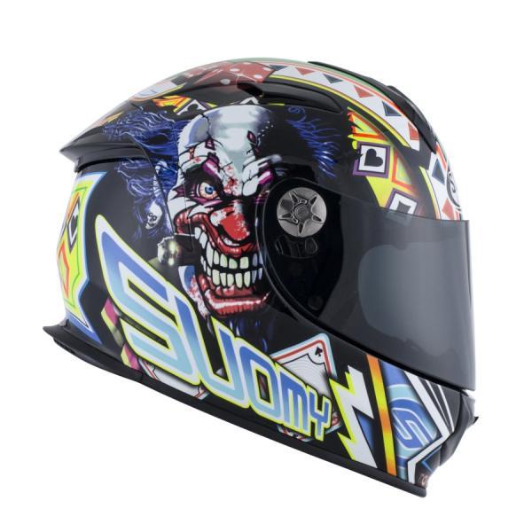 SSR0021 SUOMY SR-SPORT GAMBLE ギャンブル ヘルメット SGマーク 公道走行OK|ethosdesign|04