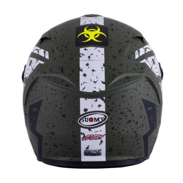 SSR0023 SUOMY SR-SPORT STARS スターズ ミリタリー ヘルメット SGマーク 公道走行OK|ethosdesign|02