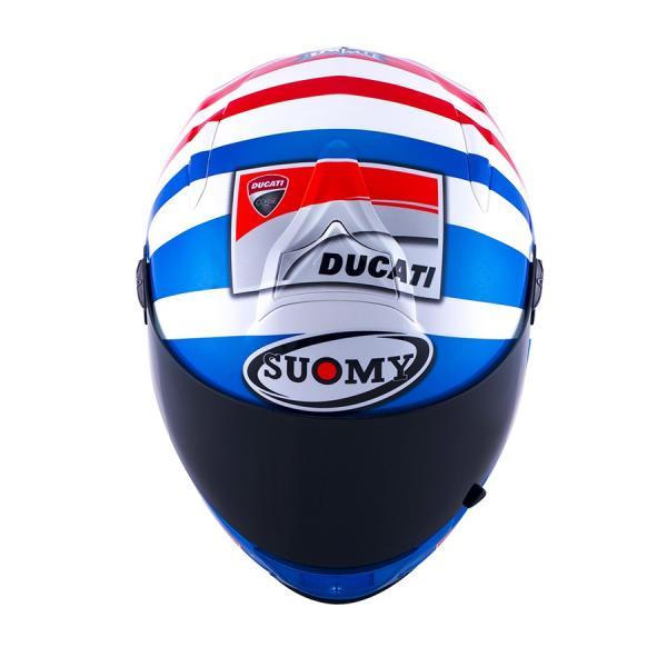 SSR0029 SUOMY SR-SPORT DOVIZIOSO ドヴィジオーゾ スタリオン DUCATI ヘルメット SGマーク 公道走行OK|ethosdesign|03