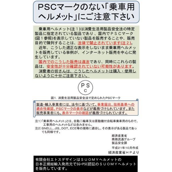 SSR00F3 SUOMY SR-SPORT FLOWER フラワー ホワイト/レッド ヘルメット SGマーク 公道走行OK 日本限定販売|ethosdesign|06