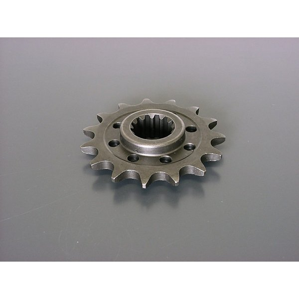 TK31 フロントスプロケット KDX125SR,KMX125/200,RA125,TS125,RG125Γ,WOLF125|ethosdesign