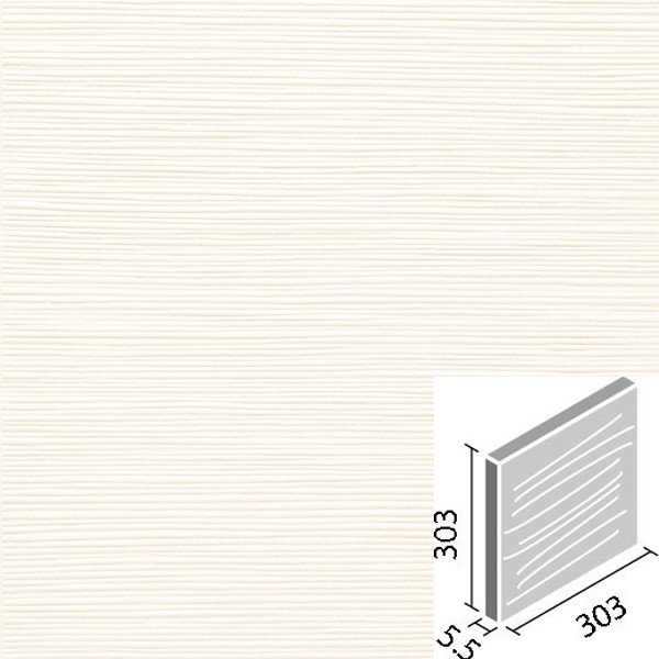 RoomClip商品情報 - たけひご 303角平 ECP-303/TK1N エコカラットプラス / LIXIL INAX タイル