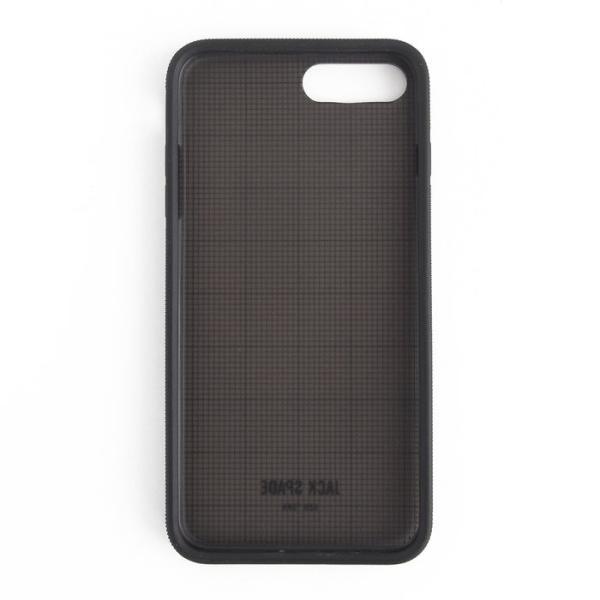 ジャックスペード iPhone 6PLUS 7PLUS 8PLUS ケース グリッド JACK SPADE printed cliear case for iPhone 6 PLUS / 7 PLUS / 8 PLUS GRAPH CHECK|etny|02