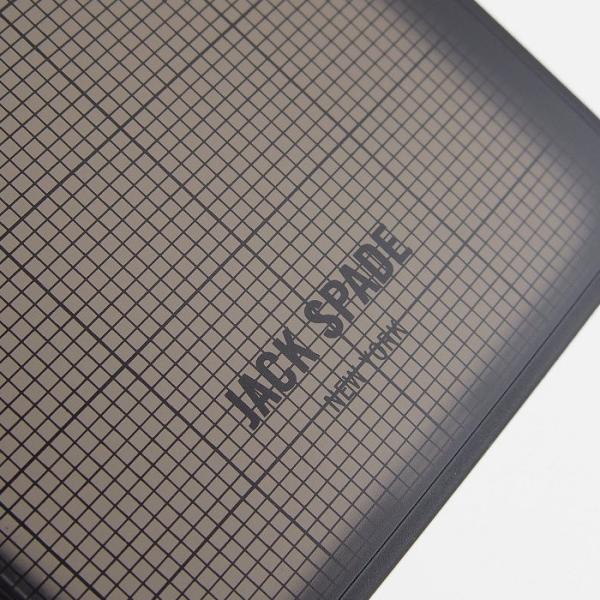 ジャックスペード iPhone 6PLUS 7PLUS 8PLUS ケース グリッド JACK SPADE printed cliear case for iPhone 6 PLUS / 7 PLUS / 8 PLUS GRAPH CHECK|etny|03