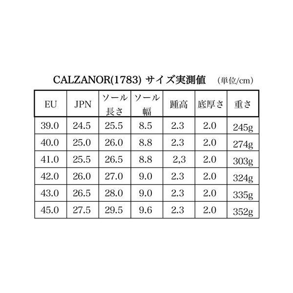 カルザノール メンズ CALZANOR MEN'S 1783 スエードスリッポン ブルー系 エスパドリーユ ジュートサンダル スエードアッパー ラバーソール|eton|07