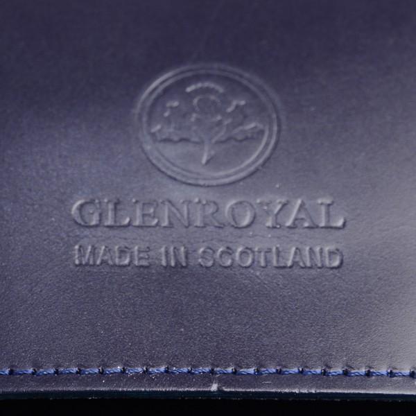 グレンロイヤル GLENROYAL サッチェルバッグ ニューブルー 02-6026 13インチサイズ(A4収納)手提げ&ショルダーバッグ ブライドルレザー|eton|10