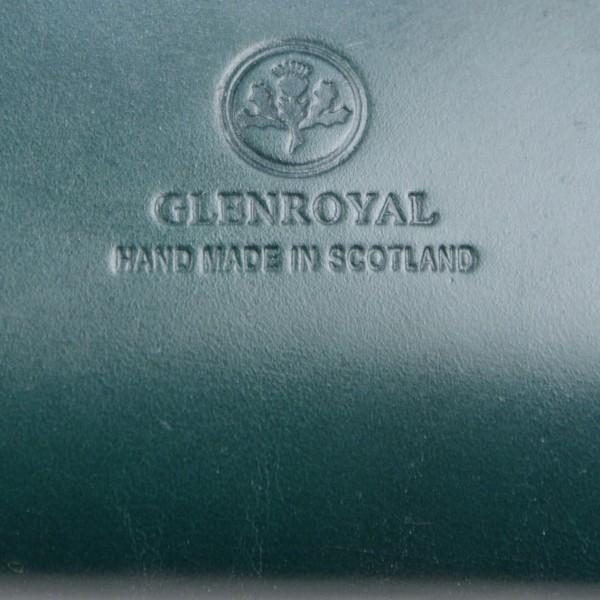 グレンロイヤル GLENROYAL ニュー ディバイダーズ ウォレット 03-6025 フルブライドルレザー ボトルグリーン|eton|07