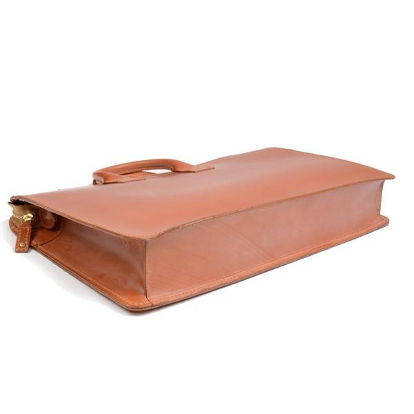 グレンロイヤル GLENROYAL ブリーフケース書類バッグ オックスフォードタン 02-5258  ライトウエイト ブライドルレザー|eton|04