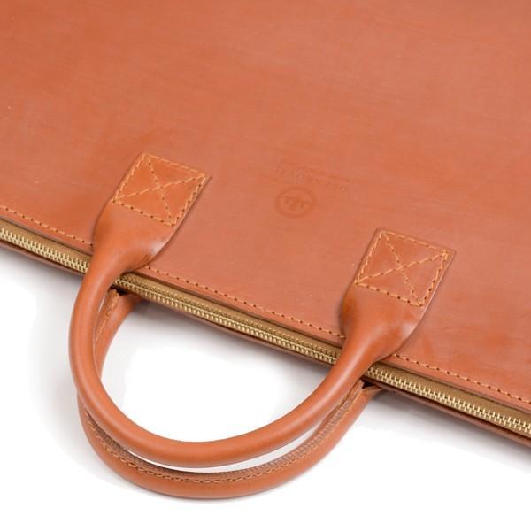 グレンロイヤル GLENROYAL ブリーフケース書類バッグ オックスフォードタン 02-5258  ライトウエイト ブライドルレザー|eton|05