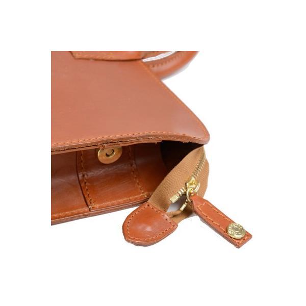 グレンロイヤル GLENROYAL ブリーフケース書類バッグ オックスフォードタン 02-5258  ライトウエイト ブライドルレザー|eton|07