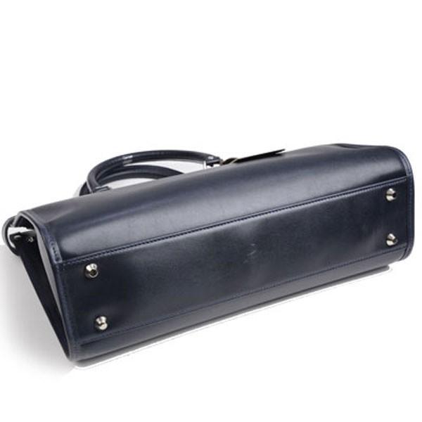 タスティング TUSTING ニューキンボルトン ブリーフトートバッグ 2 ネイビー オールド アトランティックレザー 英国製メンズバッグ|eton|04