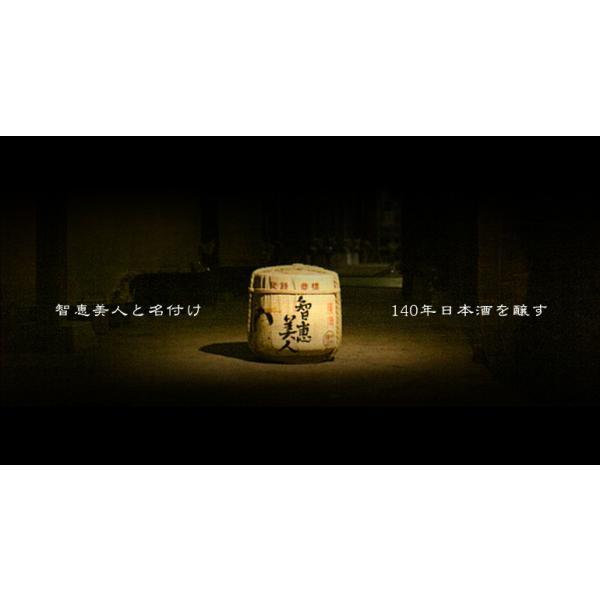 ちえびじん 純米酒 一度火入れ 720ml  大分県 中野酒造 レギュラー酒 etoshin 05