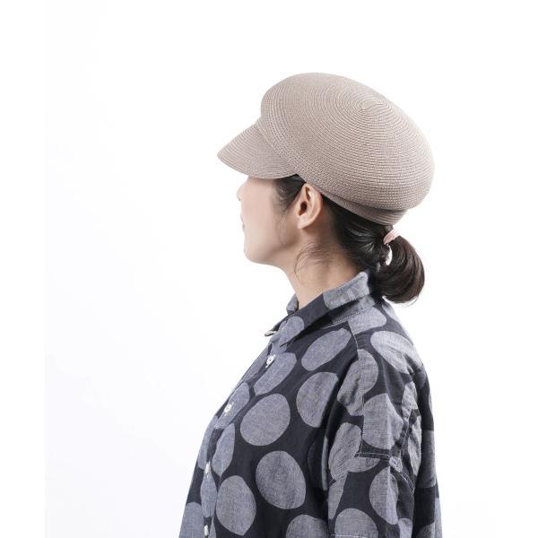 カシラキャスケット帽子MAYPBCA4LA2021春夏 レディース国内正規品