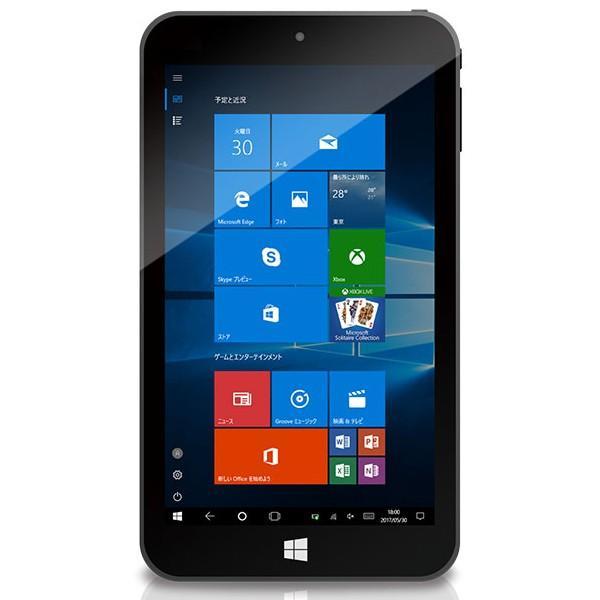 タブレット geanee  WDP-075-1G16G-10BT [Atom z3735G 1GB 16GB 7型 Win10 WiFi]|etrend-y|02