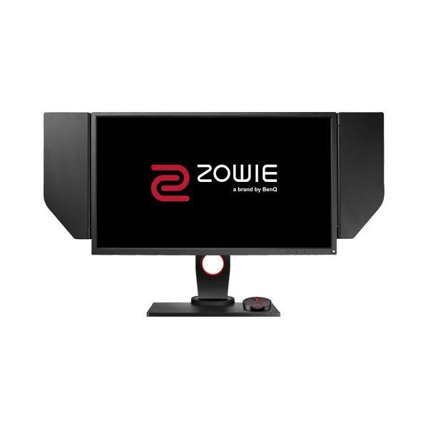 BenQ 24.5型ワイド ゲーミングディスプレイ ZOWIE e-Sports 144Hz対応 XL2536 ダークグレイの画像