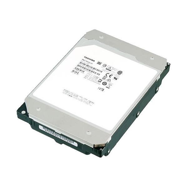 HDD 東芝(HDD) MN07ACA12T [12TB NAS向けHDD 3.5インチ、SATA 6G、7200 rpm、バッファ 256MB]