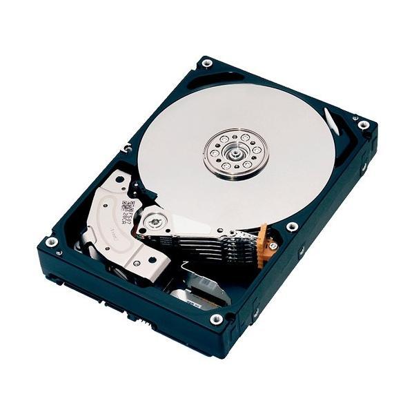 HDD 東芝(HDD) MN04ACA400 [4TB NAS向けHDD 3.5インチ、SATA 6G、7200 rpm、バッファ 128MB]