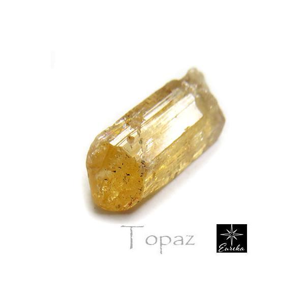 トパーズ 原石 パワーストーン ルース 結晶 インペリアルトパーズ 天然石 11月の誕生石 eureka1991