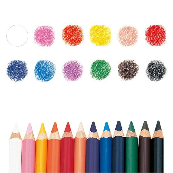 LYRA リラ社 FERBY ファルビー 色鉛筆 軸カラー 12色セット|eurobus|03