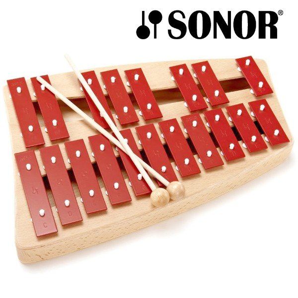 SONOR ゾノア社 二段メタルフォン NG30