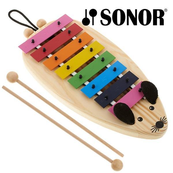 SONOR ゾノア社 マウスメタルフォン